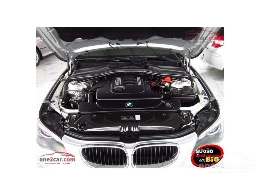 2007 BMW 520d Sedan
