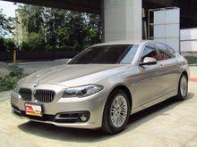 2016 BMW 520d F10 (ปี 10-16) 2.0 AT Sedan