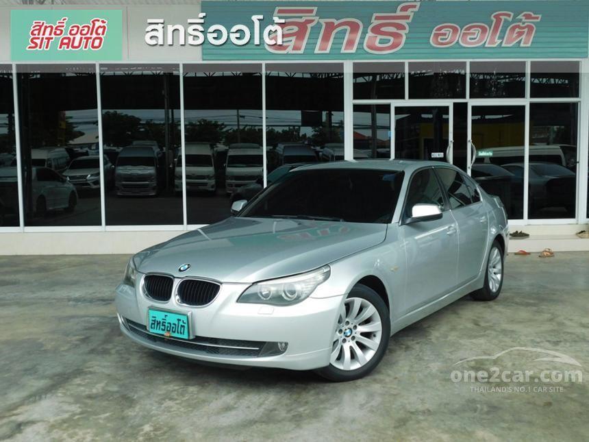 2010 BMW 520d Sport Sedan