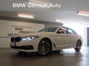 2018 BMW 520d 2.0 G30 (ปี 17-22) Sport Sedan AT