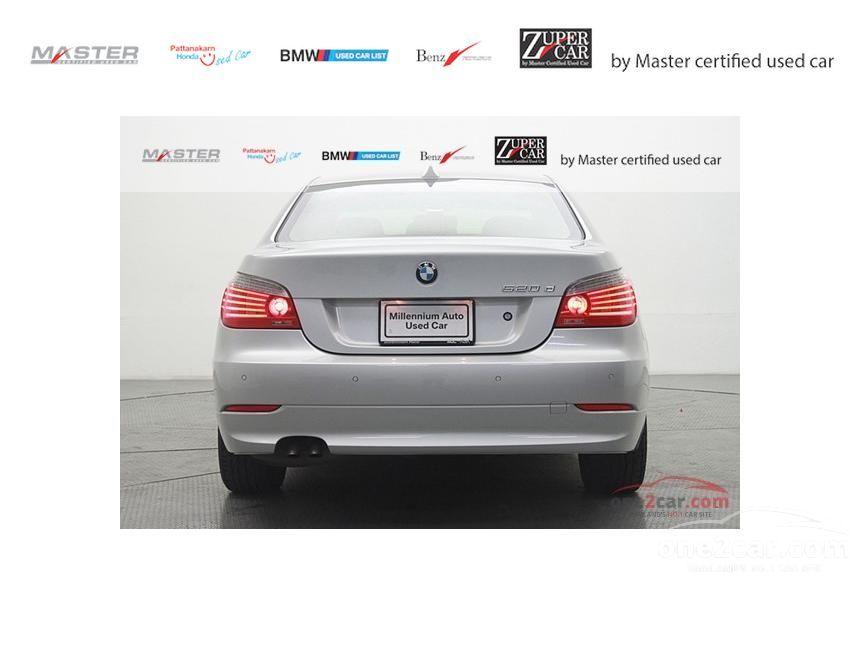 2009 BMW 520d Sport Sedan