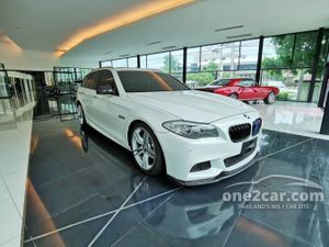 2012 BMW 520d 2.0 F11 (ปี 10-16) Touring Sport Wagon AT