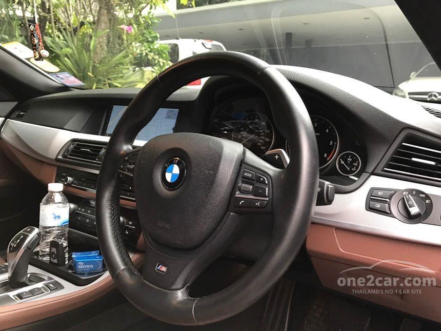 2011 BMW 520d Touring Wagon
