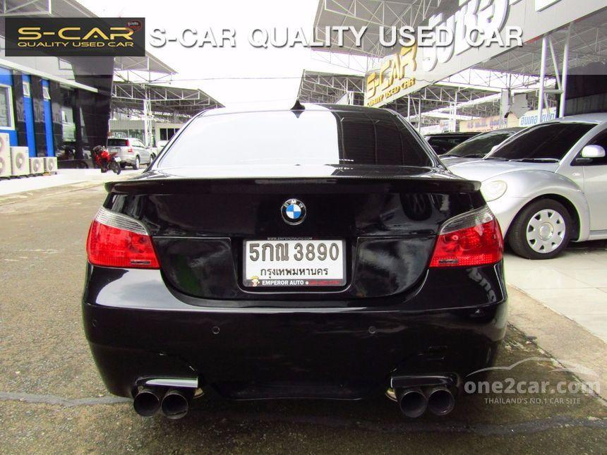 2007 BMW 520i Sedan