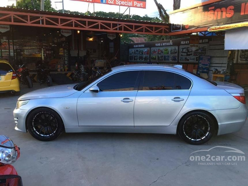 2005 BMW 520i Sedan