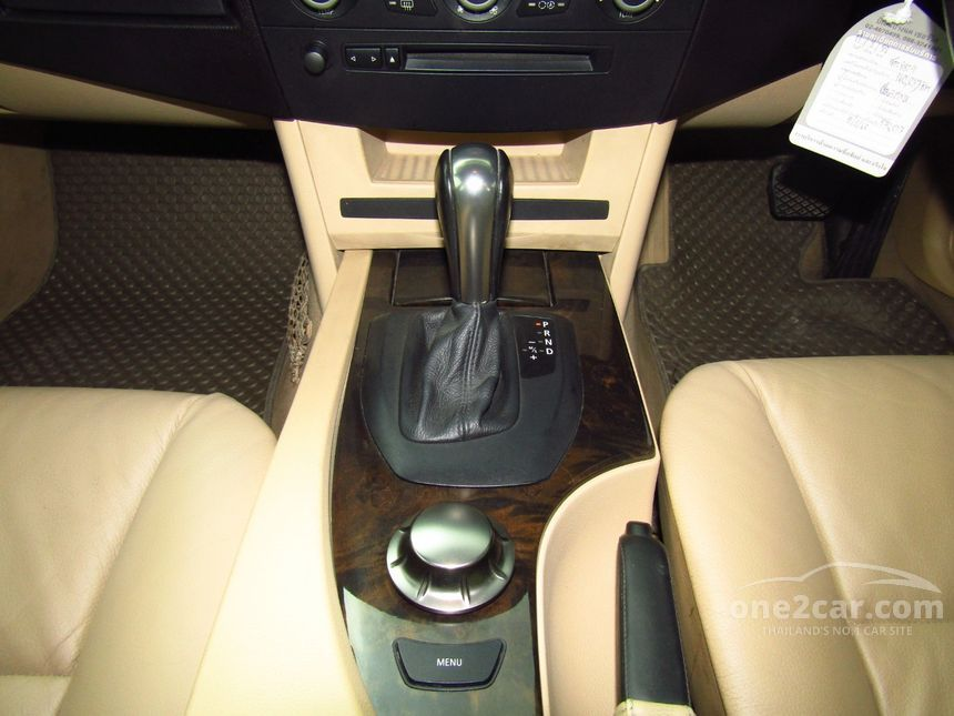 2006 BMW 520i Sedan