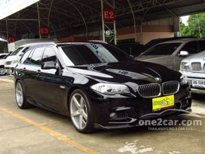 2016 BMW 520i 2.0 F11 (ปี 10-16) Touring Sport Wagon AT