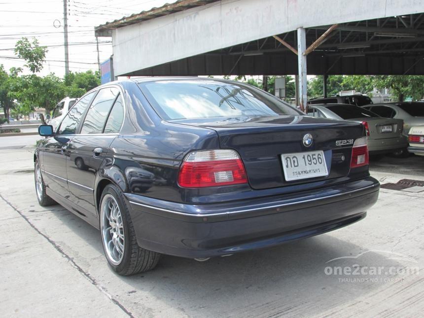 2003 BMW 523i Comfort Sedan