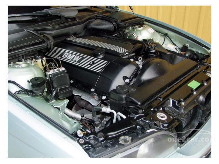 2001 BMW 523i Executive Sedan