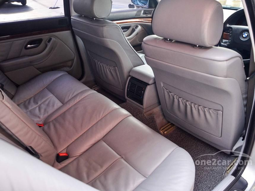 2002 BMW 523i Executive Sedan