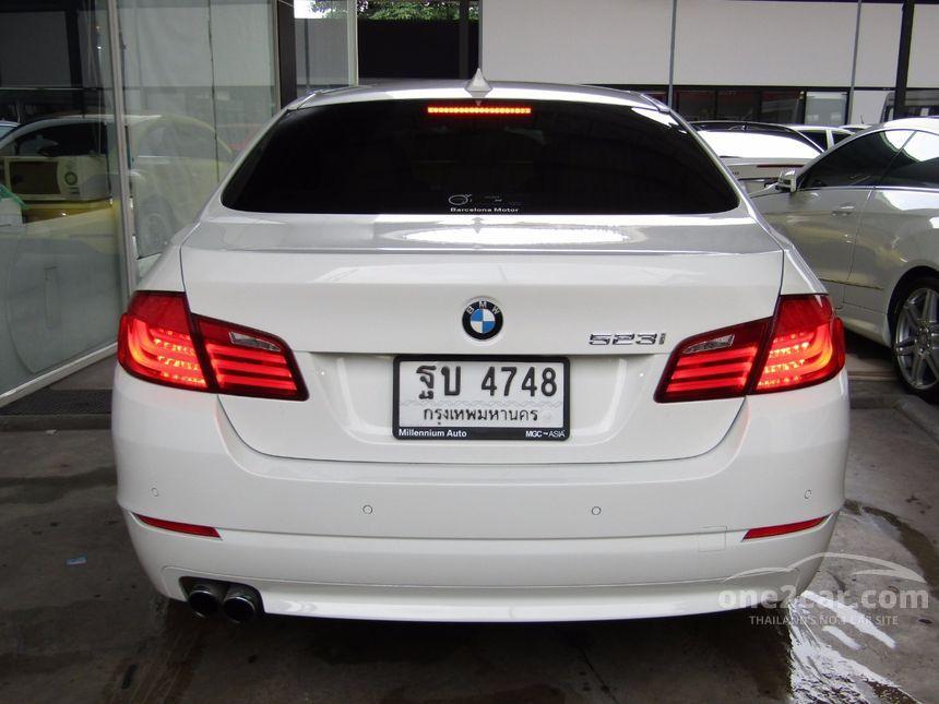 2012 BMW 523i Highline Sedan