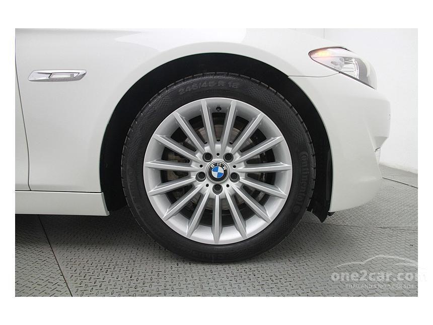 2010 BMW 523i Highline Sedan