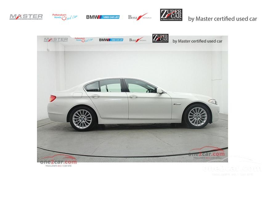 2010 BMW 523i Highline Sedan