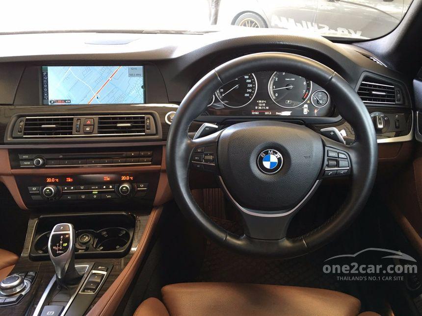 2011 BMW 523i Highline Sedan
