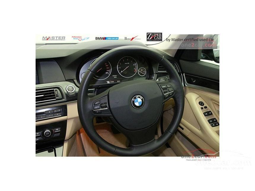 2010 BMW 523i Sedan