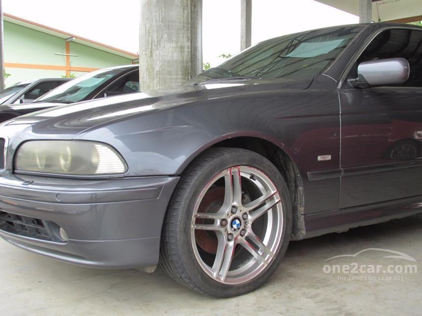 2001 BMW 523i Sedan