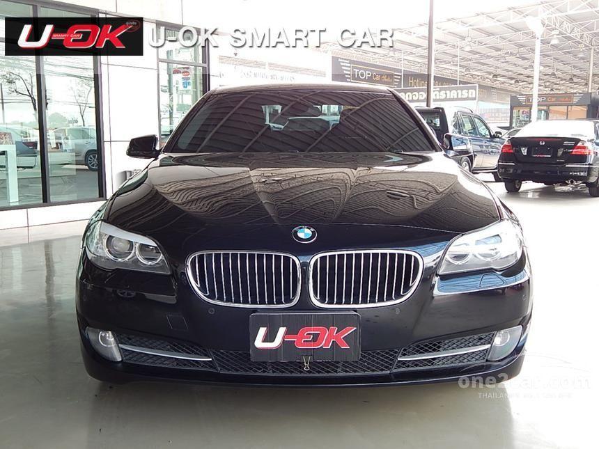 2012 BMW 523i Sedan
