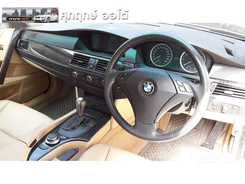 2007 BMW 523i Sedan