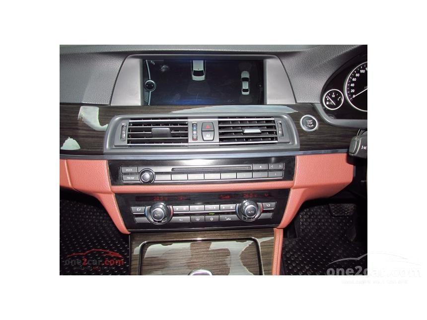 2011 BMW 523i Sedan
