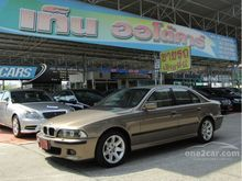 2003 BMW 523i E39 (ปี 95-04) Sport 2.4 AT Sedan