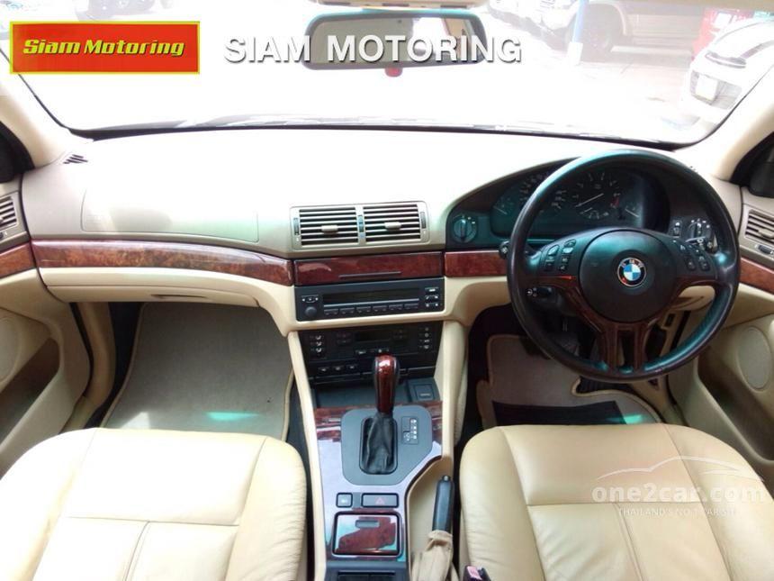 2003 BMW 523i Sport Sedan