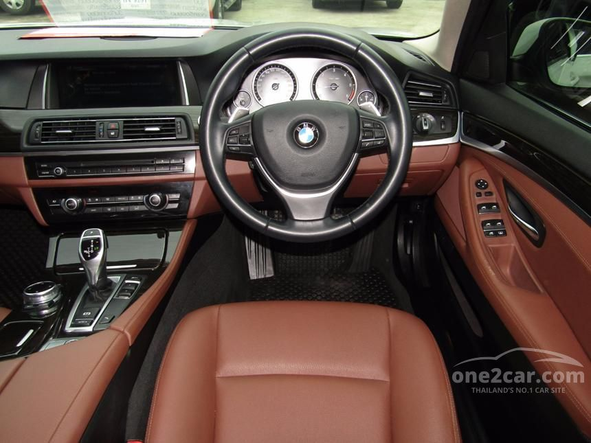 2016 BMW 525d Luxury Sedan