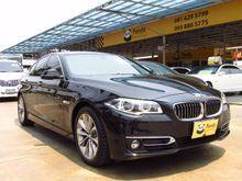 2016 BMW 525d F10 (ปี 10-16) Luxury 2.0 AT Sedan