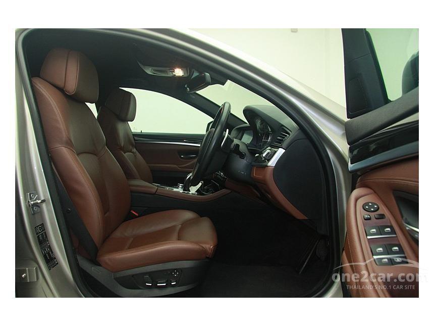 2010 BMW 525d Sedan