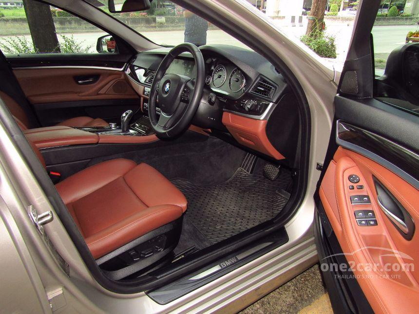 2012 BMW 525d Sedan