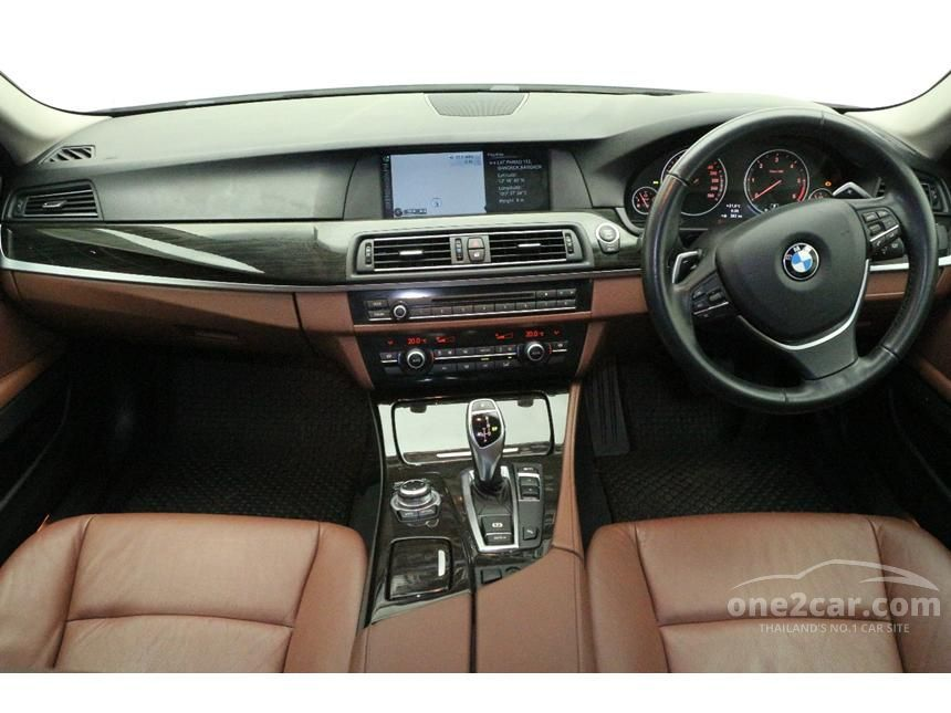 2013 BMW 525d Sedan