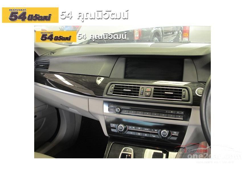2011 BMW 525d Sedan