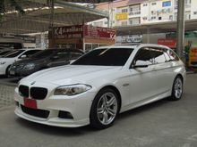 2012 BMW 525d F11 (ปี 10-16) 2.0 AT Wagon