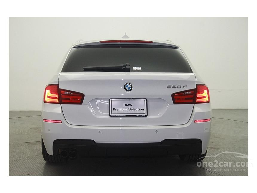 2012 BMW 525d Wagon