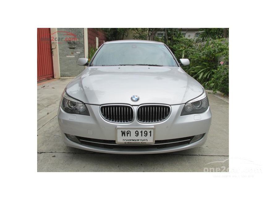 2008 BMW 525i SE Sedan