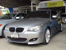 2006 BMW 525i E60 (ปี 03-10) SE 2.4 AT Sedan
