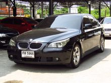 2005 BMW 525i E60 (ปี 03-10) SE 2.4 AT Sedan