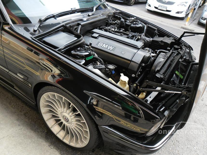 1996 BMW 525i Sedan