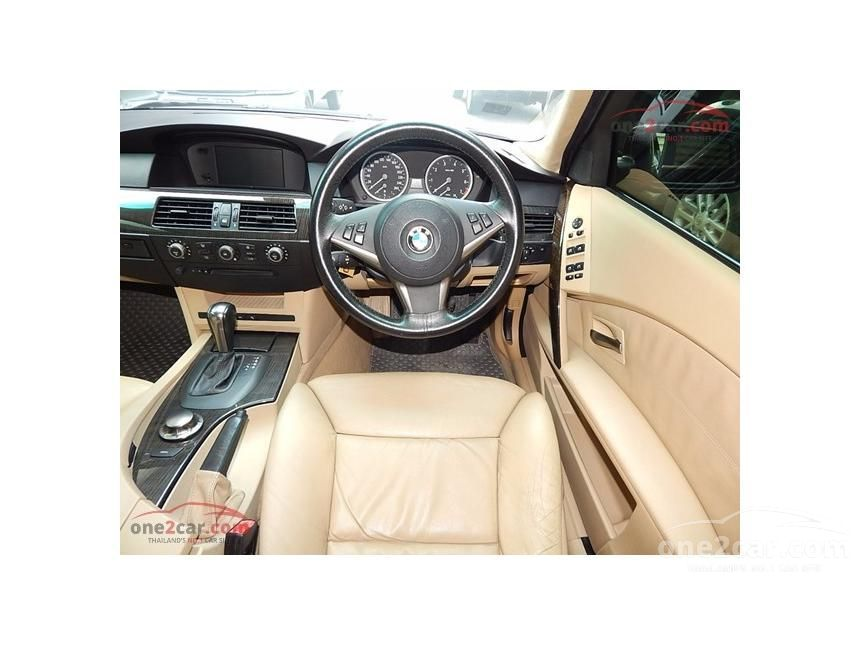 2006 BMW 525i Sedan