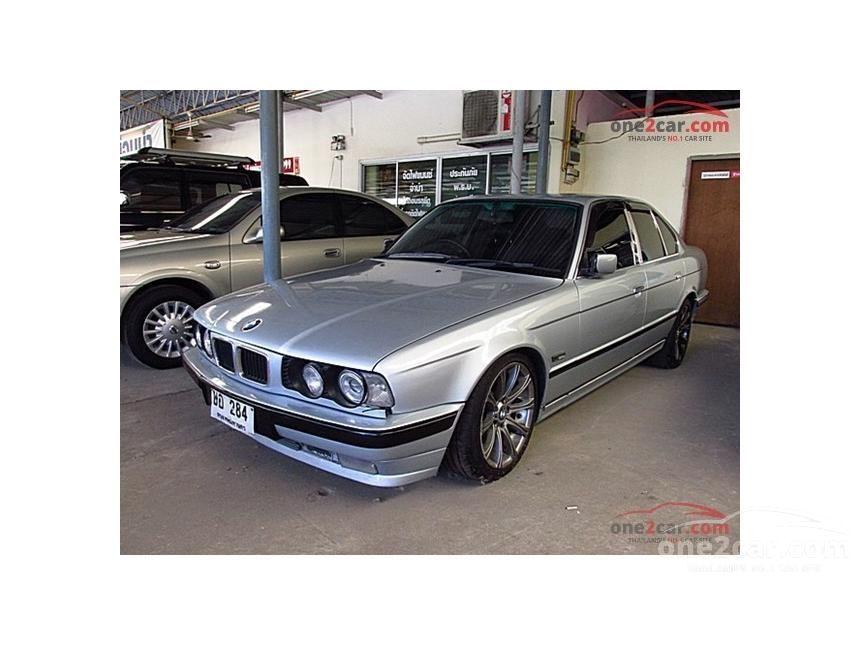 1997 BMW 525i Sedan