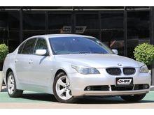 2004 BMW 525i E60 (ปี 03-10) 2.4 AT Sedan