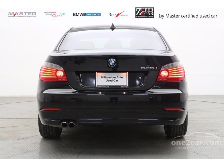 2010 BMW 525i Sedan