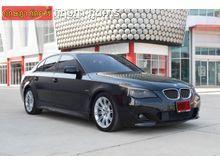 2011 BMW 525i E60 (ปี 03-10) 2.5 AT Sedan