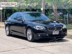 2015 BMW 528i 2.0 F10 (ปี 10-16) Luxury Sedan AT