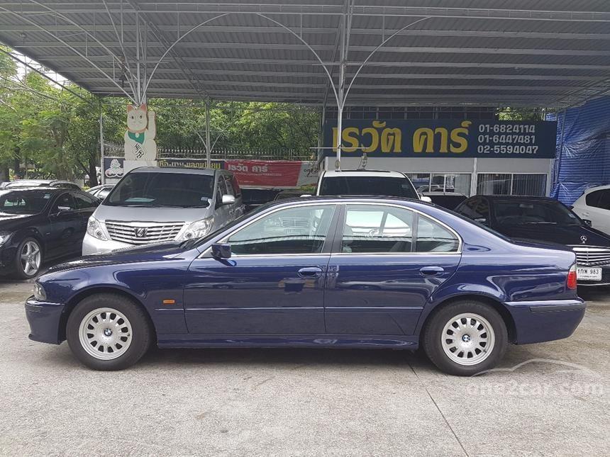 1997 BMW 528i Sedan