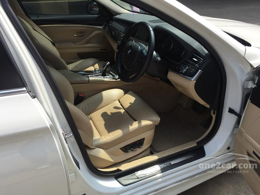 2012 BMW 528i Sedan