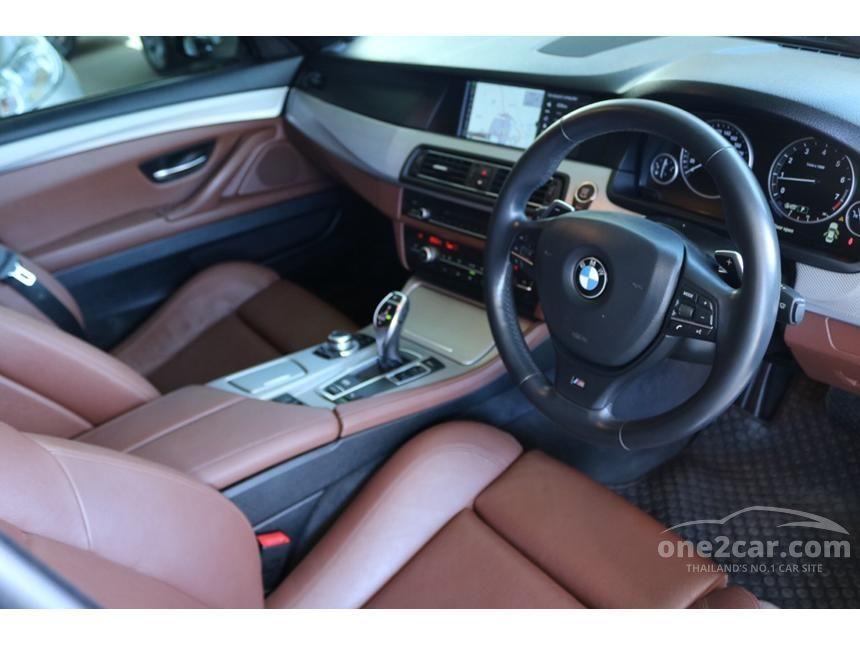 2012 BMW 528i Sport Sedan