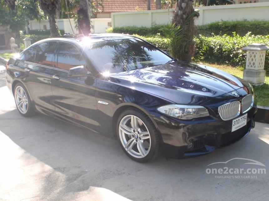 2014 BMW ActiveHybrid 5 Sedan