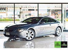 2004 BMW 645Ci E64 (ปี 04-11) 4.4 AT Convertible