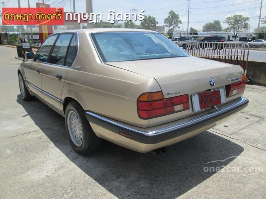 1995 BMW 730iL Sedan