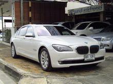 2011 BMW 730Ld F02 (ปี 08-16) 3.0 AT Sedan